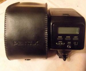pentax TTL AF 330 FTZ flash