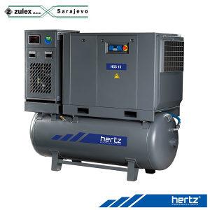 Vijčani kompresor HERTZ HGS serija
