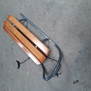 Sanke sankanje ski oprema