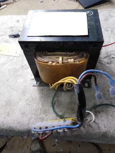 Trafo transformator 220 110 Volti