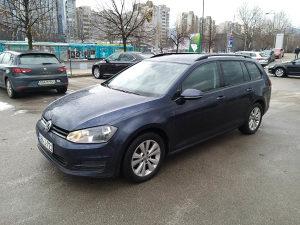 VW Golf 7 1.6 TDI Bluemotion 2013 *reg.do 14.01.2021