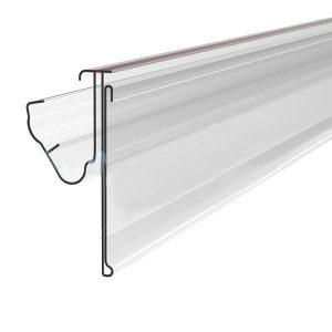 NOVO: PVC nosač držač cijena za police, traka za cijene