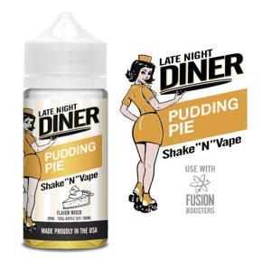Late Night DINER 50ml/100ml Shake and Vape e-Joy