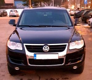 Volkswagen Touareg (Automatik)