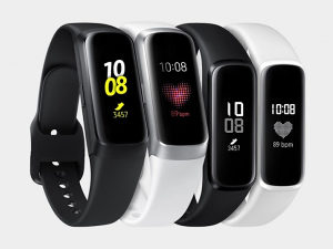 Samsung R375 Galaxy Watch FITe Bijeli ili Crni sat