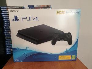Playstation 4 Slim 500GB PS4 Konzola