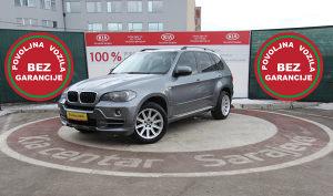 ID: 117 BMW X5 3.0 DIZEL X-DRIVE STEPTRONIC
