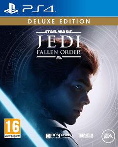 Star Wars Jedi : Fallen Order Deluxe Edition (PS4)