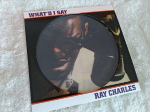 Ray Charles - What'd I Say - LP picture disc