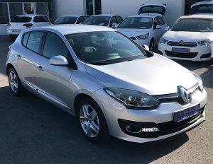 Renault Megane 1.5 DCI AUTOMATIK ful oprema 2015g