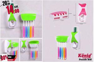 Uređaj za automatsko istiskivanje paste za zube