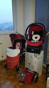 Chicco duo living plus baza kolica za bebe