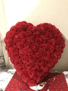 Ukrasno srce 50cm poklon rodjendan