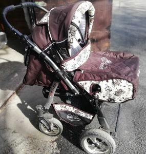 Kolica za bebe - Baby Merc 3u1