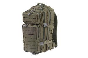 GFC Assault Pack / Ruksak (Laser Cut) – OliveGreen