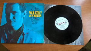 Paul Kelly and The Messengers So much watter