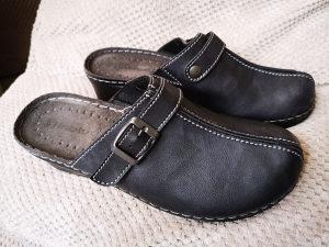 Ženske kožne papuče br. 37