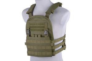 GFC Plate Carrier Tactical Vest - Olive