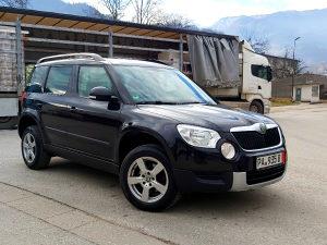Škoda Yeti 2.0 Tdi 4x4 mod 2011 172 hiljade tek uvezena