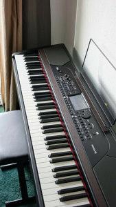 Korg HAVIAN 30 - aranzer sa klavirskim tipkama - NOV