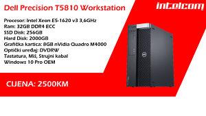 Dell Precision T5810 Workstation Quadro M4000