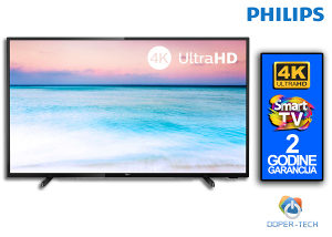 "TV PHILIPS SMART 4K LED 43"" 43PUS6504/12"