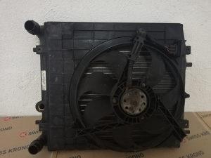 Hladnjak ventilator skoda fabia 1.4 mpi benzin