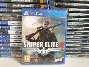 Sniper Elite 4 Italia PS4 (Xbox One)