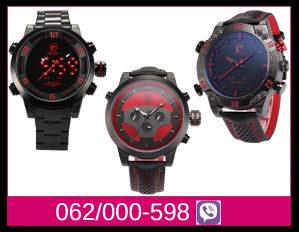 Idealni za ljubitelje velikih satova - Shark satovi