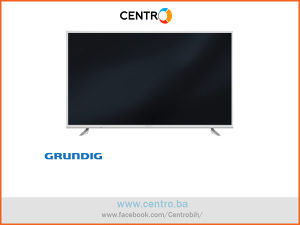 "GRUNDIG TV 55 GDU 7500 W, 55"" (139 cm), UHD/4K, Smart"