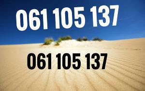Ultra broj 061 105 137