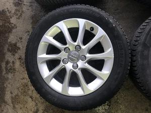 Alu Felge 5x112 Zimske Gume Org Audi VW Skoda Seat