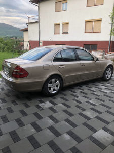 Mercedes-Benz E 200 w211 2005god