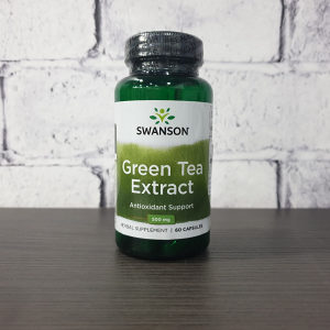 Swanson Green Tea extract 60 kaps