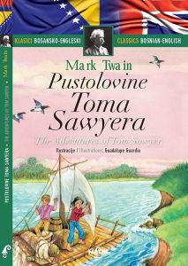 Pustolovine Toma Sawyera Bosansko - engleski