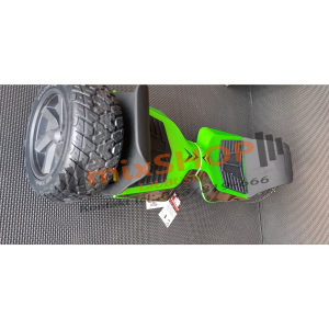 OFF ROAD HOVERBOARD GREEN LED TRAKA 700W  Howerbord