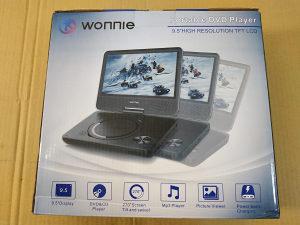 """WONNIE 9.5"""" DVD-Player"""