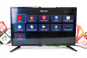 TV Vivax LED 32LE78T2S2SM 32'' Smart Android