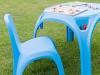 Stolica za djecu 49x39x53 plava KETER 220151