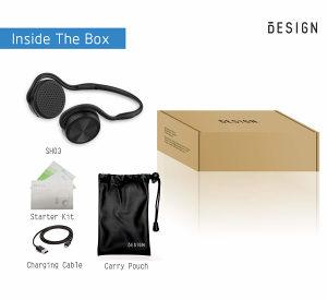 -Besign SH03 Bluetooth 4.1 Headphones slušalice