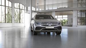 Mercedes-Benz GLC 220 d 4MATIC Coupe