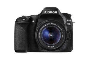 Canon EOS80D1855STM