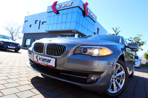 BMW 530 D xDrive 4x4 Tiptronik Exclusive Line F10