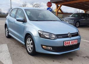 VW POLO 1.2 TDI, 55 KW, BLUEMOTION 2010 GODINA