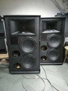 RCF zvucne kutije razglas zvucnici 2000W