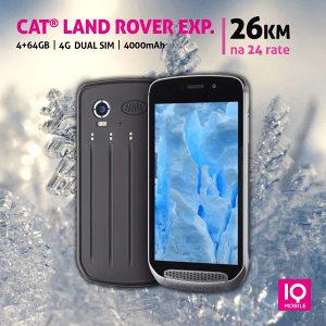 Cat Land Rover Explore |5,0 incha |4GB+64GB | Dual SIM
