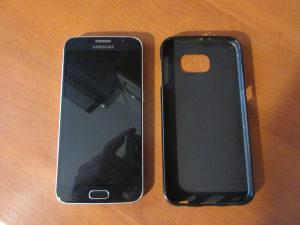 Samsung S6, Crni, Odlicno Stanje!!