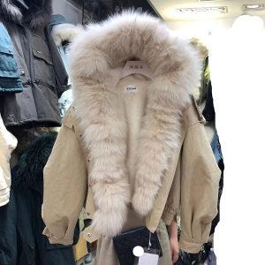 Zenske jakne pravo krzno