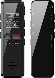 -V90 8GB 1536kbps diktafon, snimač glasa, audio knjige