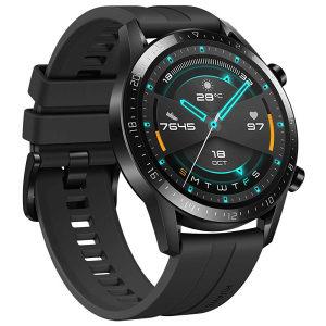 Huawei Watch GT 2 GT2 46mm BLACK Sport 33KMx12mj